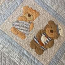 Лоскутное одеяло-покрывало для малышей, в Омске