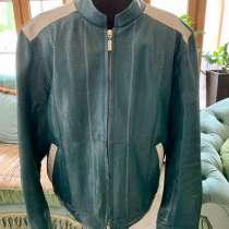 Куртка кожаная Италия exclusive, в Химках