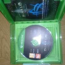 Продам диск на X box one: Diablo 3, с дополнением, или обмен, в Казани