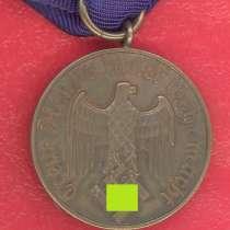 Германия 3 рейх Медаль 12 лет выслуги в Вермахте, в Орле