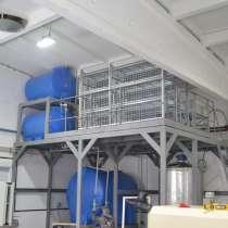 Водоподготовка, мембранная фильтрация обратный осмос, в Казани