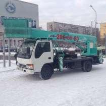 Услуги автовышки, в Красноярске