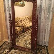 Зеркало напольное из массива дерева, в Симферополе