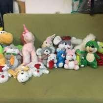Детские мягкие игрушки, в Звенигороде