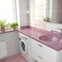 Столешницы для ванных комнат из жидкого гранита GraniStone, в Майкопе