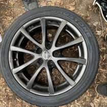 Продам колёса R-17 OPEL ЛЕТО, в Екатеринбурге