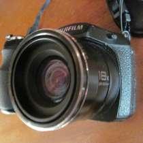 Цифровой фотоаппарат-суперзум FujiFilm-2950, в Щелково