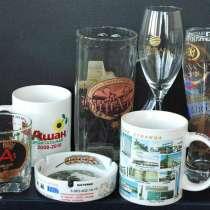 Печать логотипа на посуде, тарелки из бутылок от производит, в Ростове-на-Дону