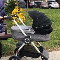 Коляска Stokke Scoot 2в1 v3. Люлька+прогулочный блок, в Москве