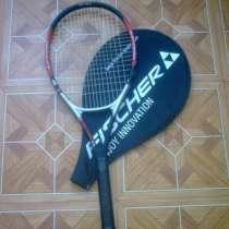 Теннисная ракетка Fischer action control, в Омске