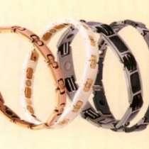 Титановые магнитные браслеты, в Хабаровске