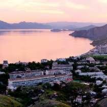 Чудесная квартира с видом на море, в Феодосии