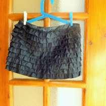 Красивая, черная изящная юбка, в Краснодаре