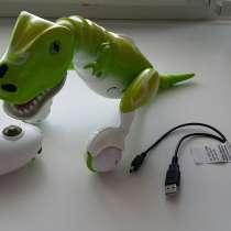 Динозавр-робот, в Казани