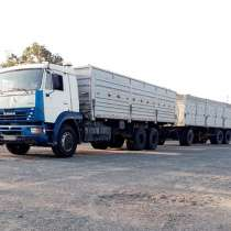 Зерновоз КамАЗ 65117, в Ставрополе