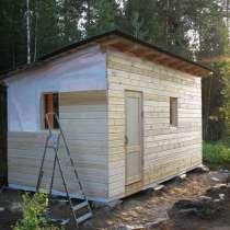 Хоз. блок, летняя кухня, душ, туалет, гараж, в Рузе