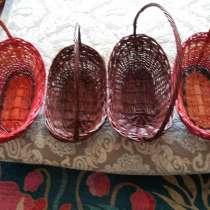 Плетенные корзины для фруктов, в г.Ташкент