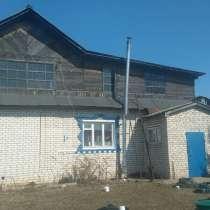 Продам дом для ведения личного подсобного хозяйства с фермой, в Бору