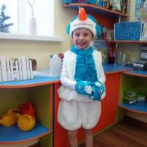 Новогодний костюм (снеговик) для мальчика, в Курске