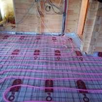 Жидкостный электрический теплый пол, в Новосибирске