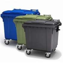Контейнер для мусора пластиковый, в г.Минск