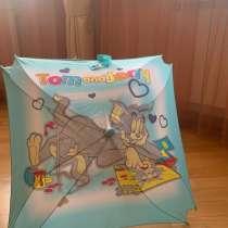 Зонтик для девочки Tom&Jerry, в Москве