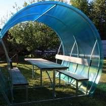 Беседка садовая, в Белорецке