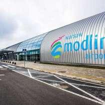 Трансфер в аэропорт Модлин(Варшава) из Минска, в г.Минск