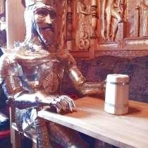 Рыцари на совете-композиция, в Краснодаре