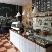 Продаётся кофейня в центре Могилёва, в г.Могилёв