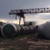 Цистерна ж/д, в Челябинске