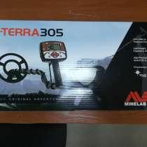 Металлоискатель Minelab X-Terra 305, в Новосибирске