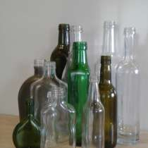 Бутылки стеклянные оптом цена 30 мл, 50 мл, 100 мл, 250 мл, в Новосибирске