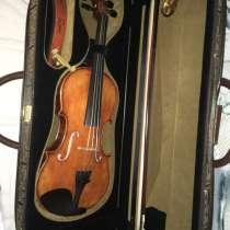 Скрипка Николая Петрова, в Екатеринбурге