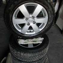 Колеса Viatti brina nordico 18565 R15 шипованные для Suzuki, в Омске