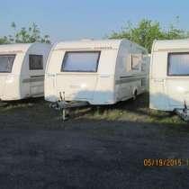 Прицеп дача Altea 552 PVK02 и Adora 563TKV02, 563 PTV02, в г.Кобрин