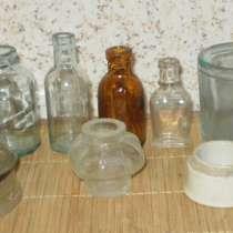 Старинные аптечные и парфюмерные флаконы, в Владимире