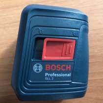 Лазерный уровень (нивелир) Bosch GLL + MM2, в Казани