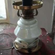 Лампа, в Москве