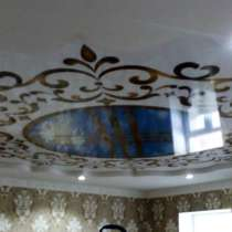 Натяжные потолки, в г.Шымкент