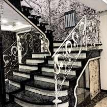 Лестницы из массива для дома и не только, в Иркутске