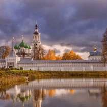 Автобусный тур по Золотому Кольцу из г. Ижевск, в Ижевске
