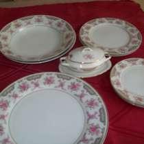 Продам б\у набор тарелок от японского сервиза (8шт) Sone, в Кисловодске