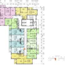 Квартира-студия 29 м², в Санкт-Петербурге