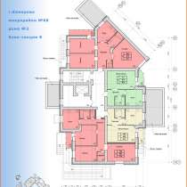 Продажа новой квартиры 3 комн. в 68 микрорайоне, в Кемерове