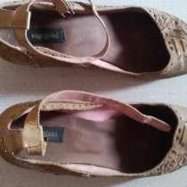 Меняю или продаю Туфли летние Kowalski (Ковальски), в Краснодаре
