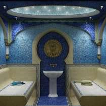 Турецкая баня (Хамам) - Поставка оборудования, монтаж, в Екатеринбурге