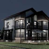 Проект дома, в Мытищи