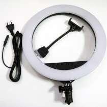 Кольцевая LED лампа ZB-R14 35см 220V 3 крепл. тел. + пульт, в г.Киев