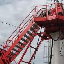 Лестницы стальные маршевые серии 1.450.3-7.94, в Перми